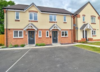 Thumbnail 3 bed semi-detached house for sale in Coracle Close, Shrewsbury