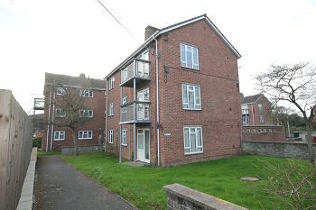 Thumbnail 2 bed flat to rent in College Road, Trowbridge, Wiltshire
