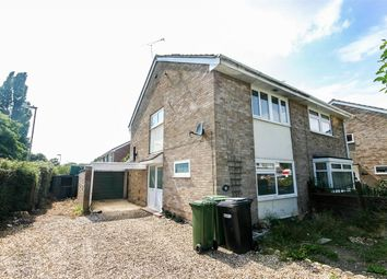 Thumbnail 3 bed semi-detached house to rent in Hadleigh Gardens, Eastleigh