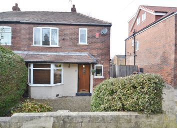 Thumbnail 2 bed semi-detached house to rent in Roxholme Grove, Chapel Allerton, Leeds
