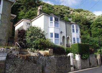 Thumbnail 3 bed semi-detached house for sale in Mitchell Avenue, Ventnor