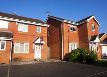 Thumbnail 3 bed terraced house for sale in Woodhurst Crescent, Liverpool
