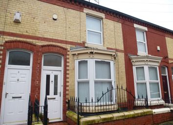 Thumbnail 2 bedroom terraced house for sale in Corsewall Street, Liverpool