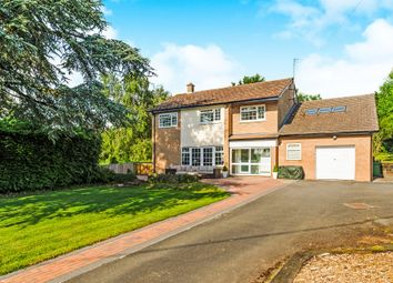 Thumbnail 5 bed detached house for sale in Roman Road, Three Elms, Hereford