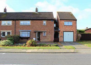 Thumbnail 4 bed semi-detached house for sale in Limehurst Road, Duston, Northampton