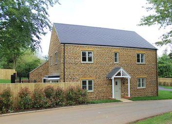 Thumbnail 4 bed detached house for sale in Shenington, Banbury, Oxfordshire