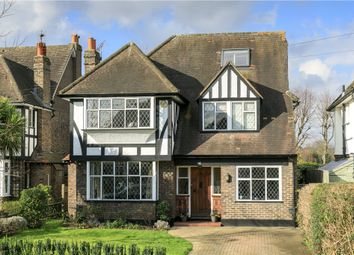 Thumbnail 5 bed detached house for sale in Coombe Gardens, Wimbledon