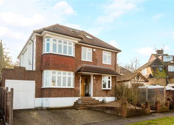 Thumbnail 5 bedroom detached house for sale in Downs Way, Epsom, Surrey