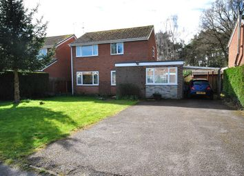 Thumbnail 3 bedroom detached house for sale in Woodlands Grove, Higher Heath, Whitchurch