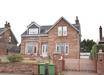 Thumbnail 4 bedroom detached house for sale in Hamilton Road, Glasgow