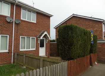 Thumbnail 2 bed semi-detached house for sale in Ashington Drive, Choppington