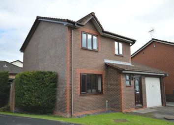 Thumbnail 3 bed detached house to rent in Crampton Court, Oswestry