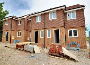Thumbnail 3 bed end terrace house for sale in Dewpond Close, Lancing, West Sussex