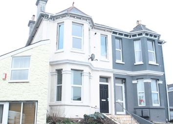 Thumbnail 2 bed flat for sale in Hyde Park Road, Mutley, Plymouth
