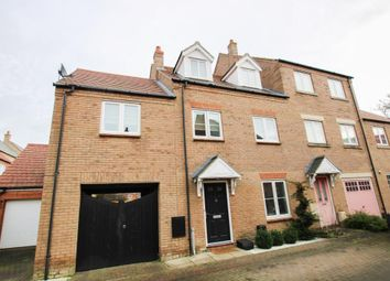 Thumbnail 4 bed semi-detached house for sale in Guernsey Way, Littleport, Ely