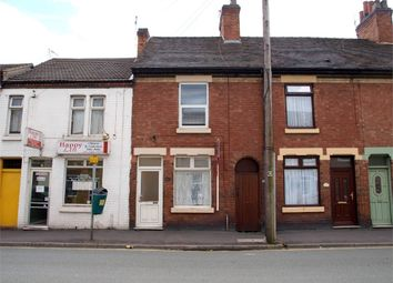 Thumbnail 2 bed terraced house to rent in Dallow Street, Burton-On-Trent, Staffordshire