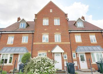 Thumbnail 4 bed terraced house for sale in Sir John Fogge Avenue, Ashford