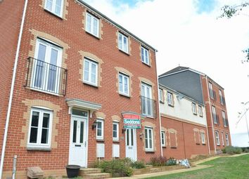 Thumbnail 4 bed town house for sale in Drake Close, Cullompton