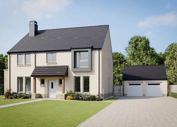 "Thumbnail 5 bedroom detached house for sale in ""The Milne"" at Muirfield, Gullane"