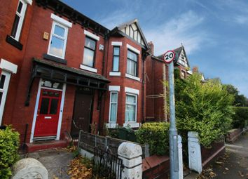 Thumbnail 5 bed semi-detached house for sale in Everett Road, Manchester, Greater Manchester