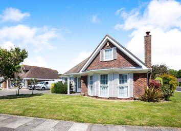Thumbnail 3 bed detached bungalow for sale in Hornbeam Close, Aldwick, Bognor Regis