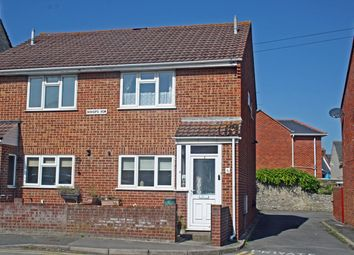 Thumbnail 2 bed semi-detached house for sale in Court Road, Swanage