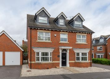 Thumbnail 5 bed detached house for sale in Tamarisk Way, Weston Turville, Aylesbury