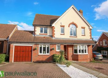 Thumbnail 4 bed detached house for sale in Sell Close, Cheshunt, Waltham Cross