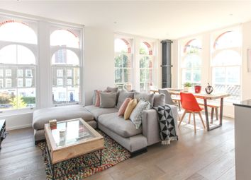 Thumbnail 2 bed flat for sale in Canterbury House, Canterbury Road, Kilburn, London