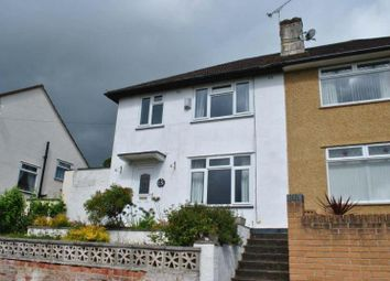 Thumbnail 3 bed semi-detached house to rent in Roundmoor Gardens, Stockwood, Bristol