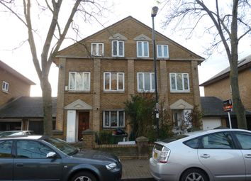 Thumbnail 4 bed semi-detached house to rent in Nightingale Way, London