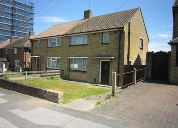 Thumbnail 2 bedroom property to rent in Tintagel Road, Orpington