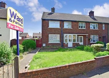Thumbnail 3 bed semi-detached house for sale in Farnol Road, Dartford, Kent