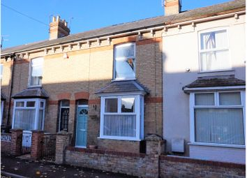 Thumbnail 2 bed terraced house for sale in Gladstone Street, Taunton