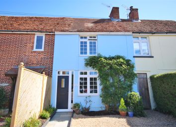 Thumbnail 2 bed terraced house for sale in High Street, Thorpe-Le-Soken, Clacton-On-Sea