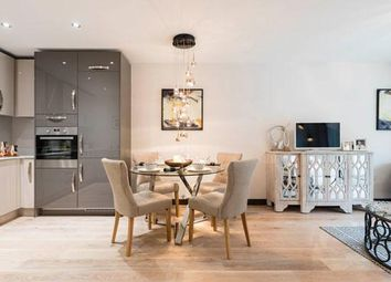 Thumbnail 1 bed flat for sale in Langley Square, The Marquess, Mill Pond Road, Dartford, Kent