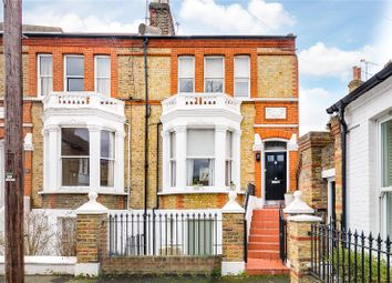 Thumbnail 4 bed end terrace house for sale in Rozel Road, London