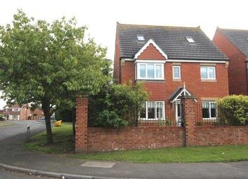 Thumbnail 5 bed detached house for sale in Sherbourne Villas, Stakeford Lane, Ashington