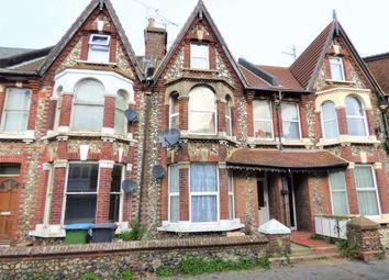 Thumbnail 1 bed flat to rent in New Road, Littlehampton