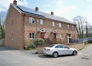 Thumbnail 3 bed end terrace house for sale in Coldharbour, Uffculme, Cullompton