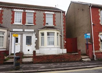 Thumbnail 2 bed flat for sale in Prince Road, Kenfig Hill, Bridgend
