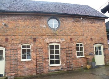 Thumbnail 1 bed flat to rent in Audlem Road, Hatherton, Nantwich