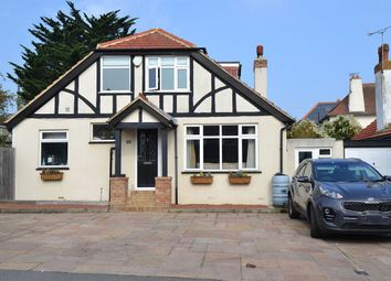 Thumbnail 3 bed detached bungalow for sale in Queens Road, Tankerton, Whitstable