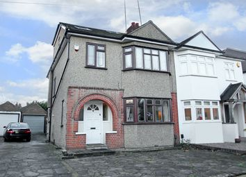 Thumbnail 4 bed semi-detached house for sale in Hycliffe Gardens, Chigwell