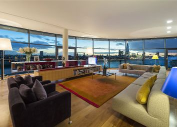 Thumbnail 3 bed flat for sale in Cinnabar Wharf East, 28 Wapping High Street, London