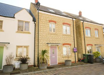 Thumbnail 3 bed end terrace house for sale in Britannia Mews, Wotton Under Edge, Glos