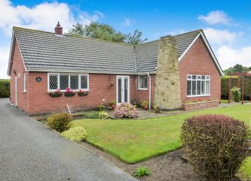 Thumbnail 3 bedroom detached bungalow for sale in The Stack, Scotterthorpe, Gainsborough