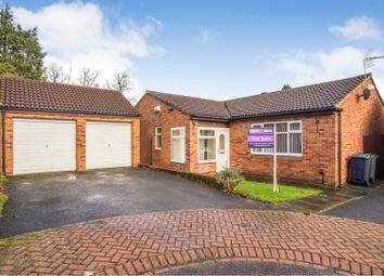 Thumbnail 3 bed detached bungalow for sale in Whitemeadows, Darlington