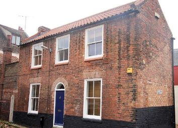Thumbnail 2 bed link-detached house to rent in Union Lane, Kings Lynn