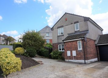 Thumbnail 3 bedroom link-detached house for sale in Peppers Park Road, Liskeard